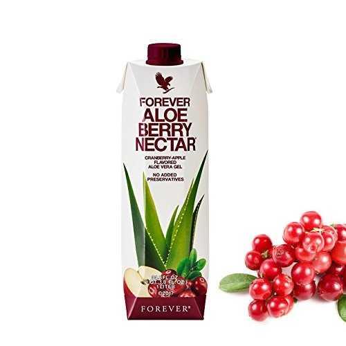 Aloe Berry Nectar cu afine si aloe vera