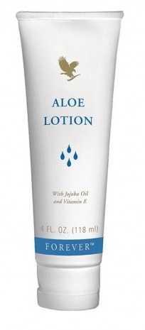 Forever Aloe Lotion foloseste aloe vera
