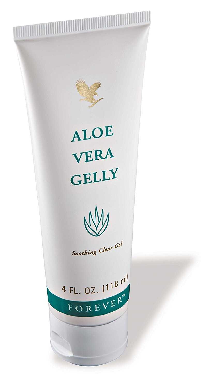 Aloe Vera Gelly ingrijeste pielea