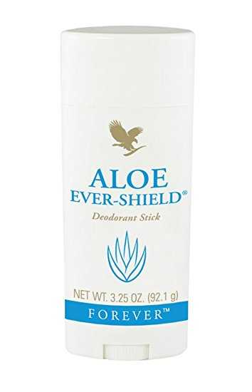 Aloe Ever-Shield Deodorant Forever bazat pe gel de aloe vera