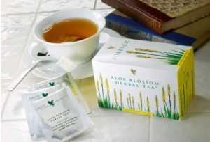 Ceaiul Forever din aloe vera