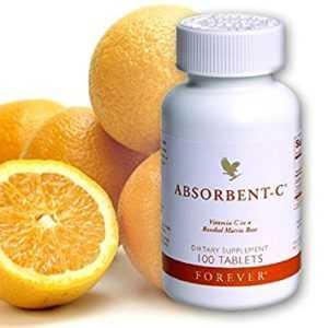 Forever Absorbent-C contine vitamina C