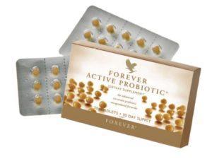 Forever Active Probiotic contine bacterii bune
