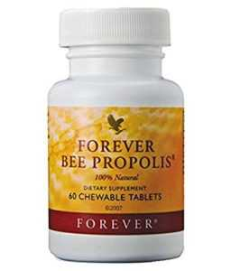 Propolis natural in intregime in Forever Bee Propolis