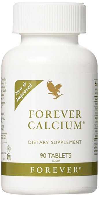 Forever Calcium contine citrat de calciu