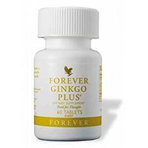 Forever Ginkgo Plus foloseste ginkgo biloba
