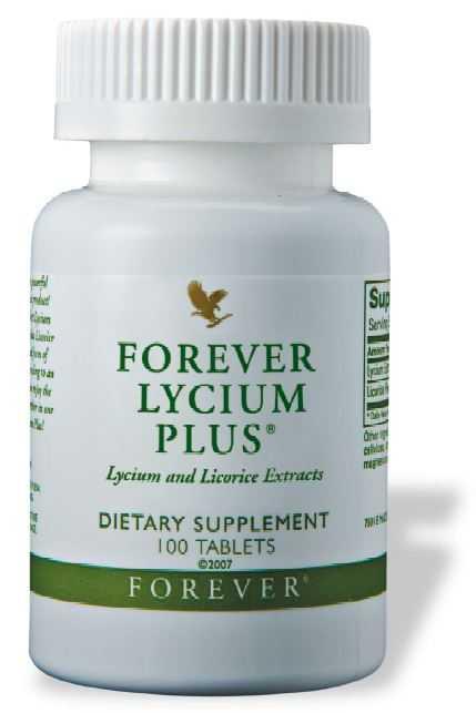 Tonic important Forever Lycium Plus