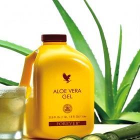 Aloe Vera Gel Forever bautura nutritiva exceptionala