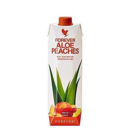 Forever Aloe Bits NPeaches
