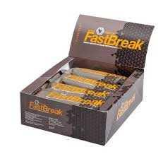 Forever Fast Break Energy Bar ideal pentru curele de slabire